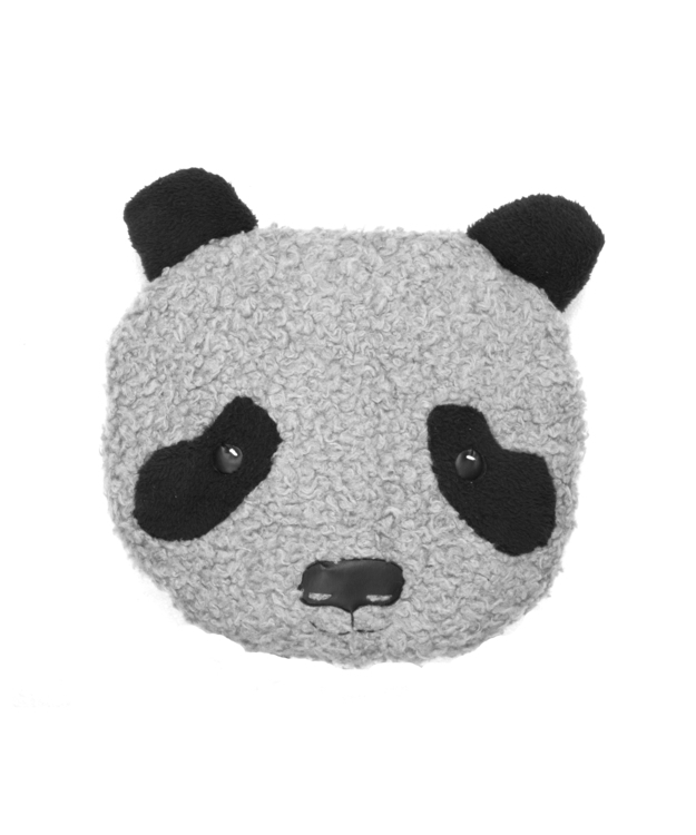 Panda Pillow Created iglo+indi  - karitasdottir | ello