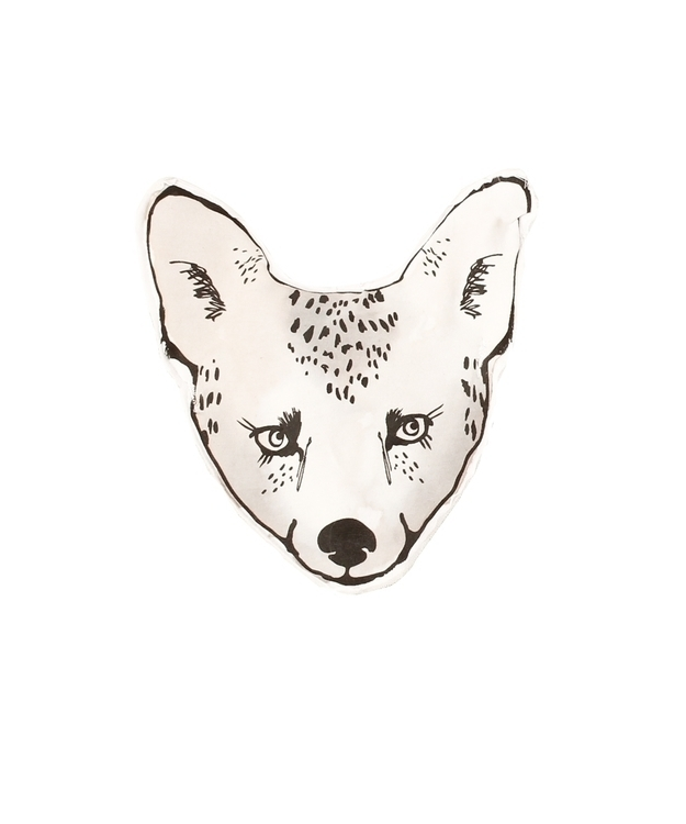 Fox Mask Created iglo+indi AW15 - karitasdottir | ello