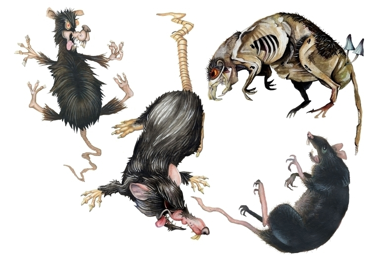Ideas Book Ugly. dead rat sit c - mably   ello
