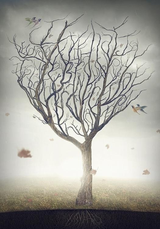 "resonates branches tree."" Yeats - rono-1165 | ello"