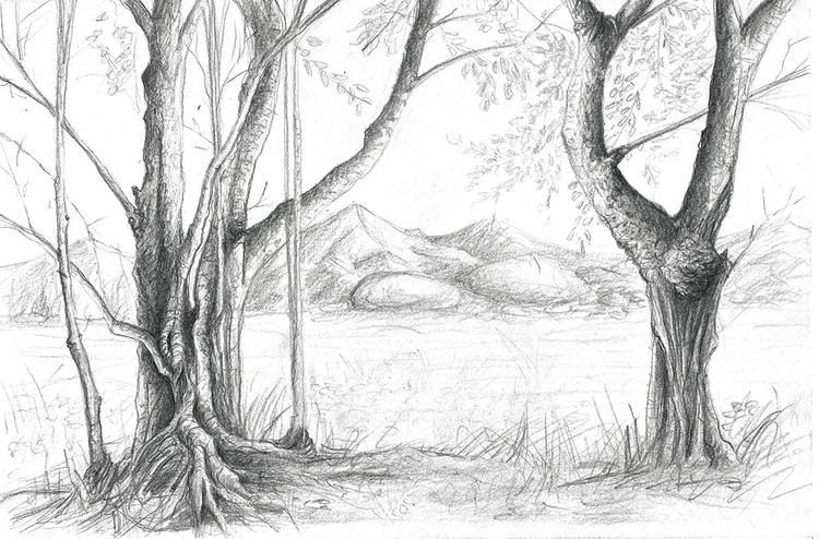 drawing, illustration - nahuelullua | ello