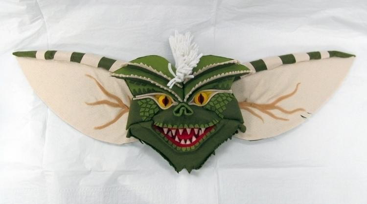 Gremlins inspired piece Guzu Ha - tessamorrison | ello