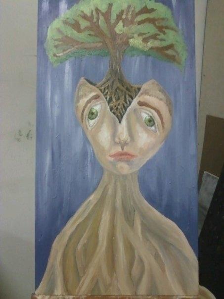 Treeface - askaggs-9381 | ello