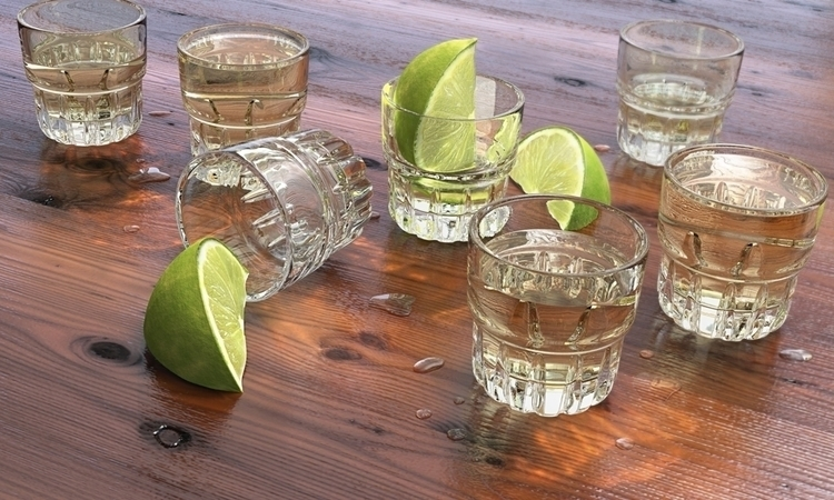 Lime Chaser - 3dart, cgi, tequila - scottwulf | ello