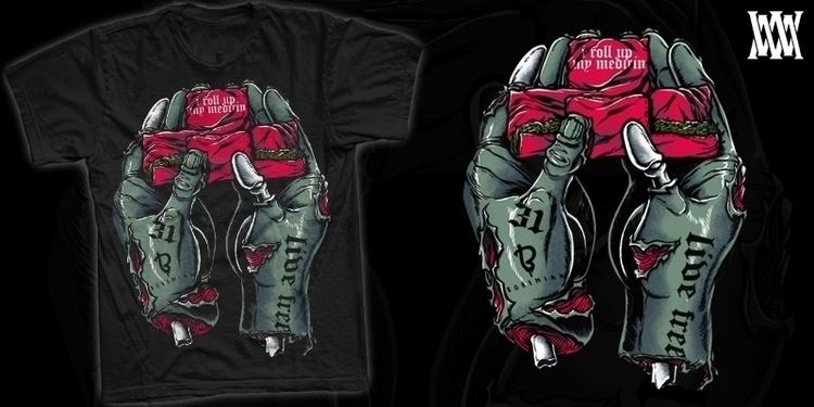 Shirt design grabs! email inter - micuvillegas   ello