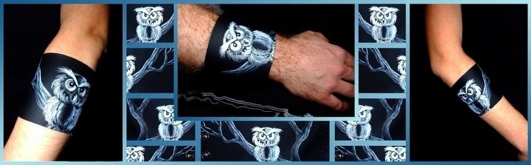 Healing Owl acrylic synthetic l - aiakira | ello
