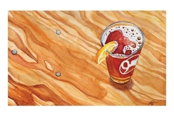 33 / Meyer Lemon Wit Watercolor - paige-2875 | ello