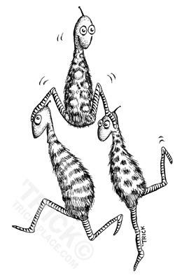 Acrobatic - creatures, acrobats - trick-6303 | ello
