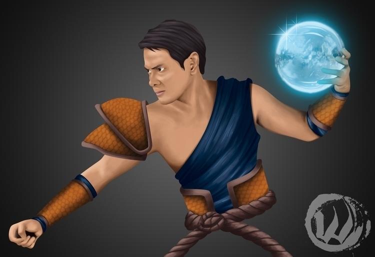 Zodiac: Pisces character design - wlmar | ello