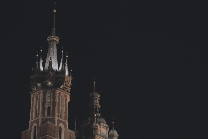 Church Virgin Mary top - krakow - joanasantos | ello