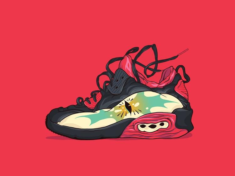 Nike Air Total 90 - nike, total90 - totoi | ello