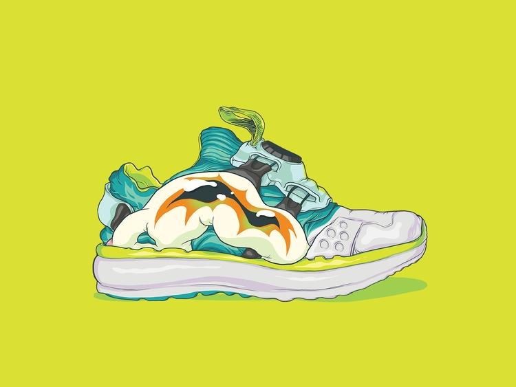 Puma Trinomoc Disc - Trinomic, sneakers - totoi | ello