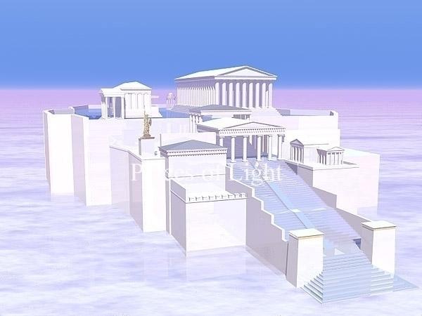 Acropolis Heavens PlacesofLight - emcdonough   ello