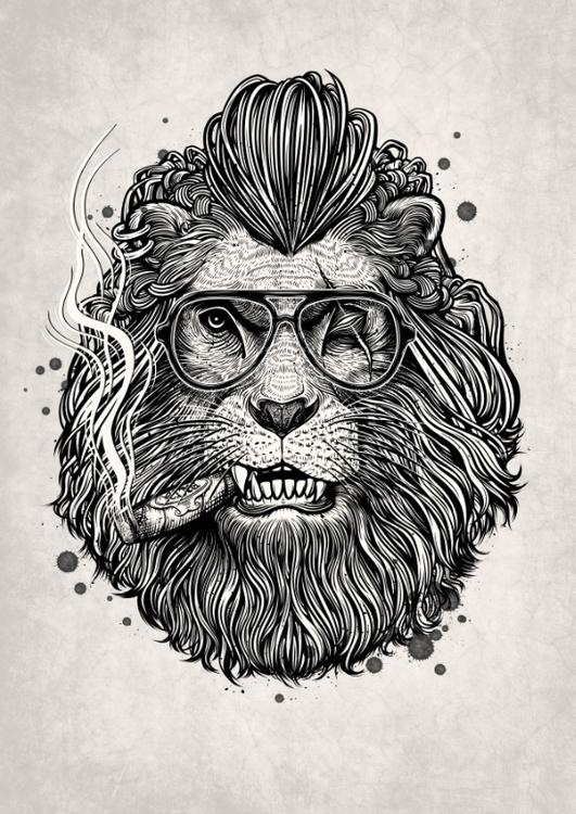 Winya 47 - lion - winya | ello