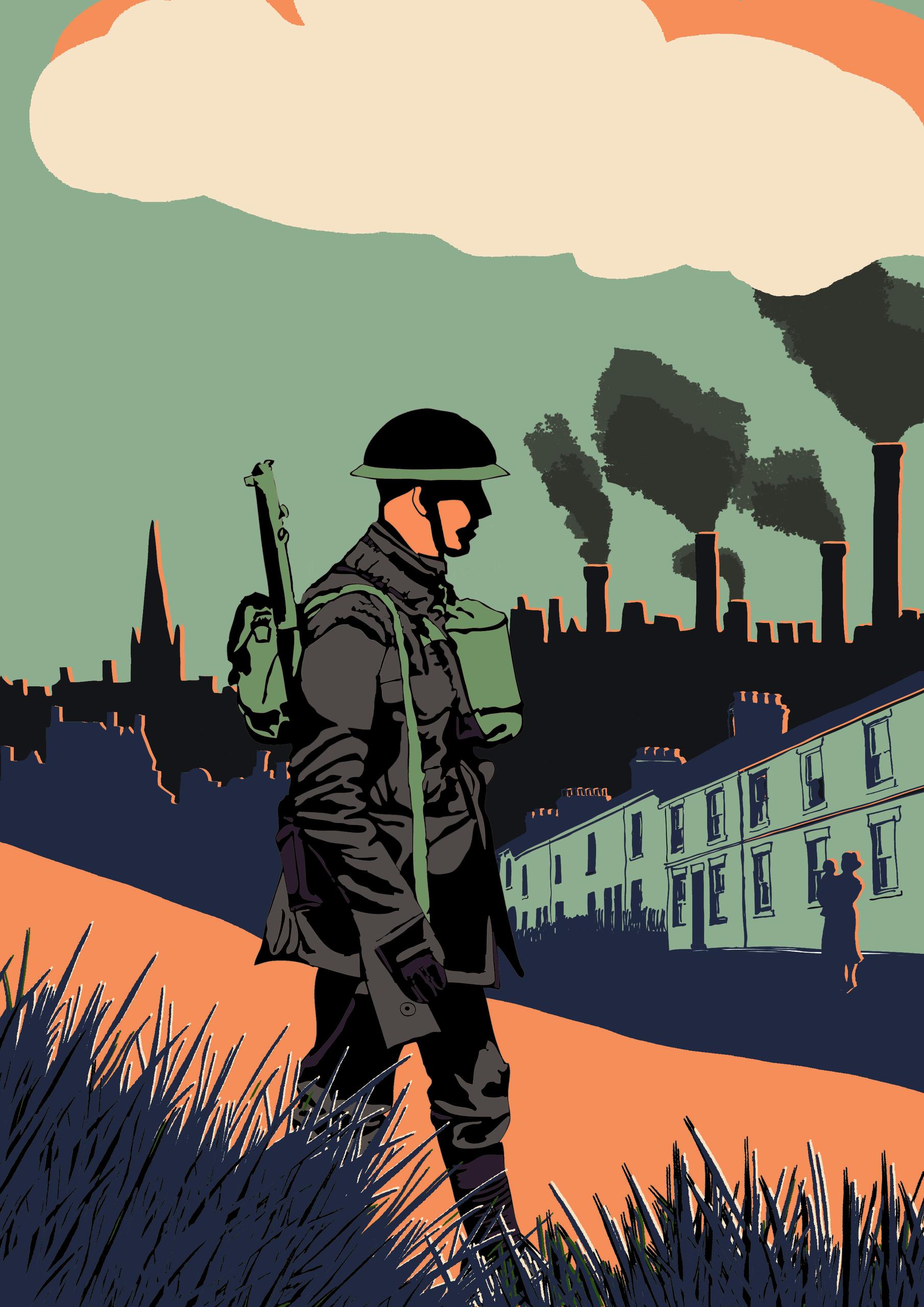Town edition Great War Britain  - melissaturland | ello