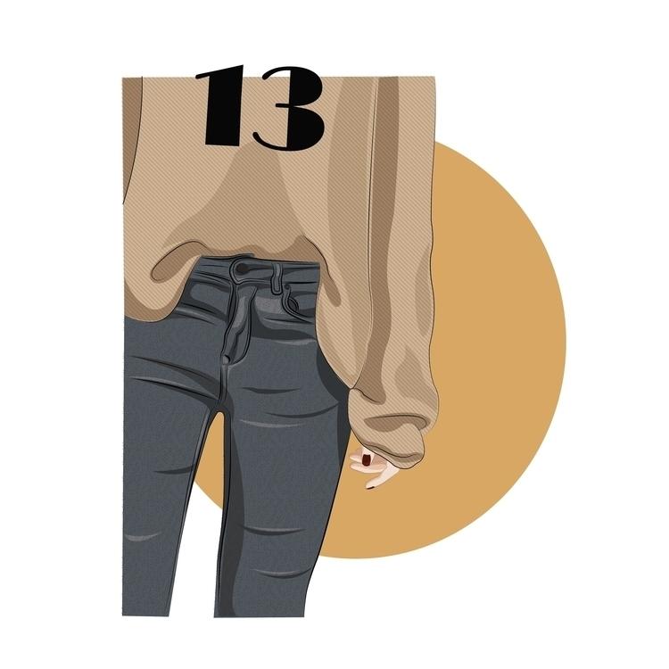 illustration, fashion, digitalillustration - monica_matyasi | ello