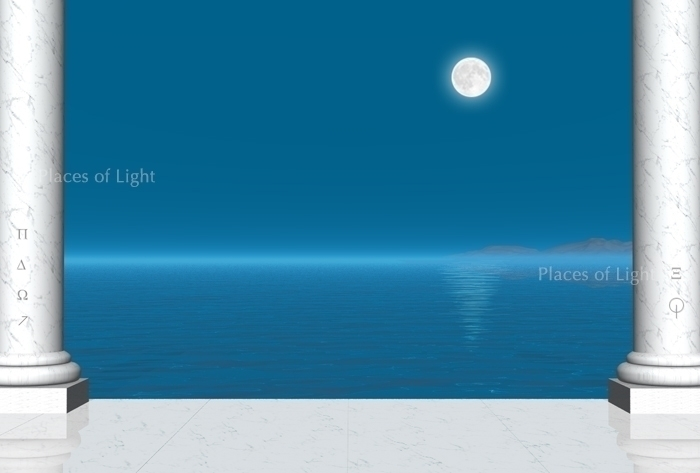 Azure Sea PlacesofLight.com - temple - emcdonough | ello