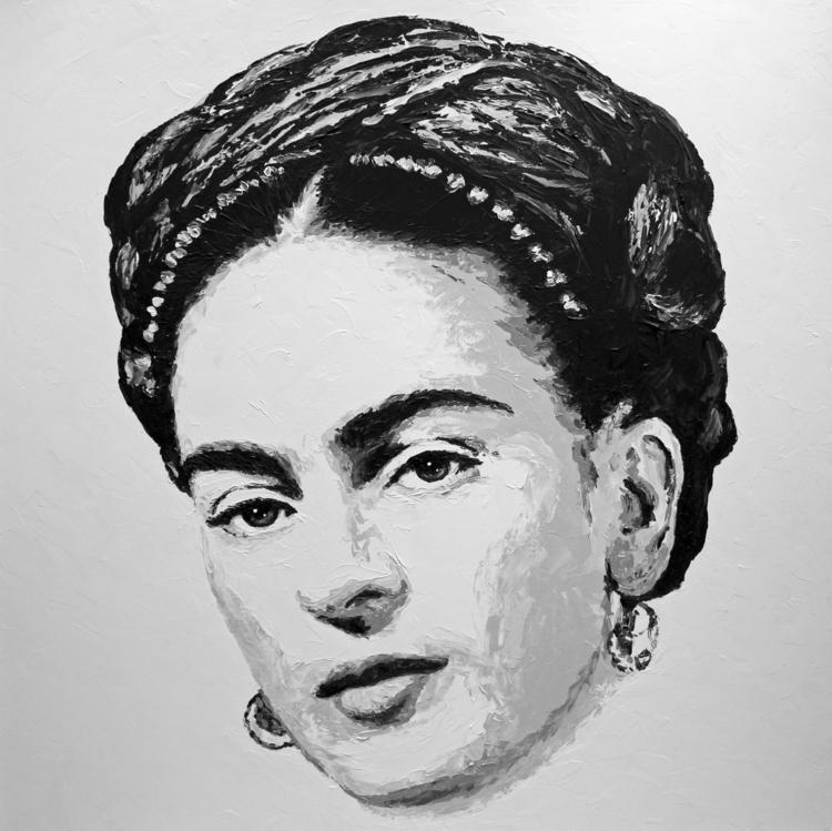 Frida Kahlo - Divas Collection  - haviart-7263   ello
