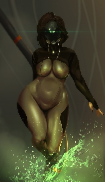 Of_Venom - sci-fi, sciencefiction - fenris-1300 | ello
