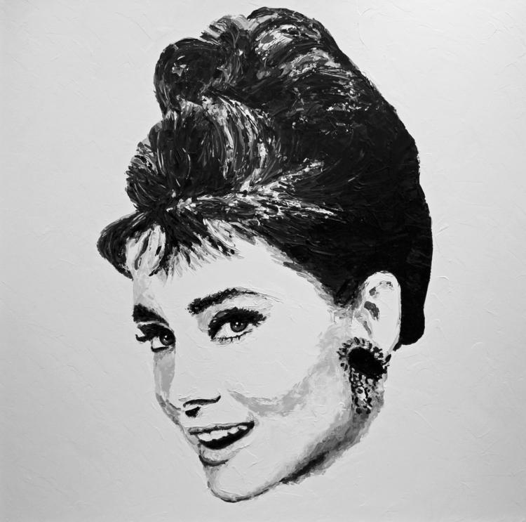 Audrey Hepburn - Divas Collecti - haviart-7263 | ello