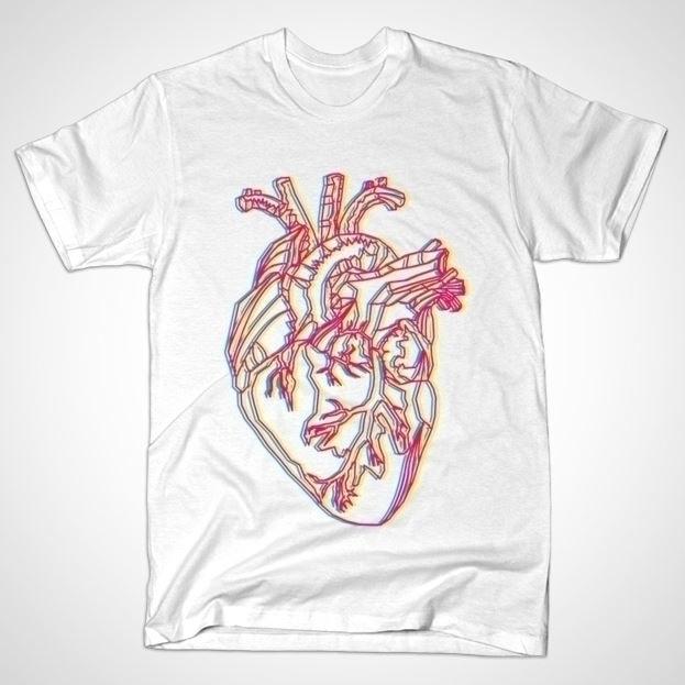 Heart Illustration - heart, humanheart - stephencunniffe | ello