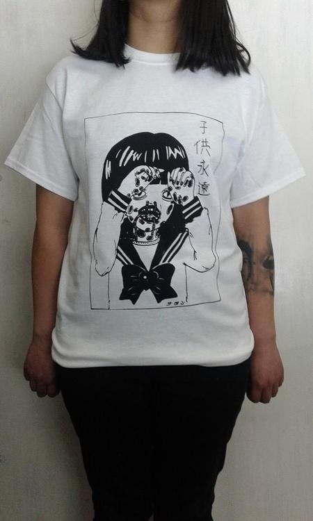 hiroshima, tshirtdesign - venganza_de_samael | ello