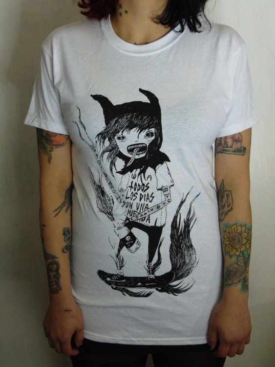 tshirt, tshirtdesign - venganza_de_samael | ello