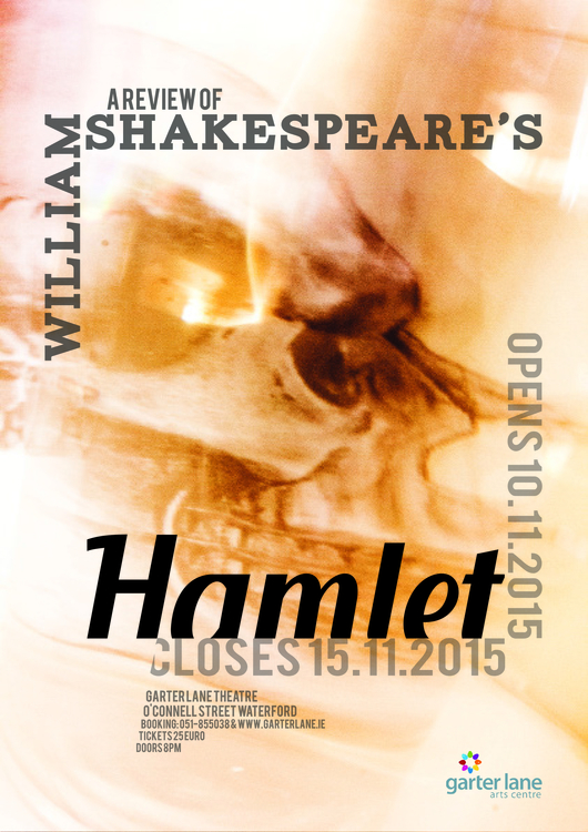 Hamlet Promotional Poster - hamlet - seanfinlay_ | ello
