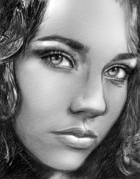 Title: Mia Medium: Charcoal Siz - dbapst | ello