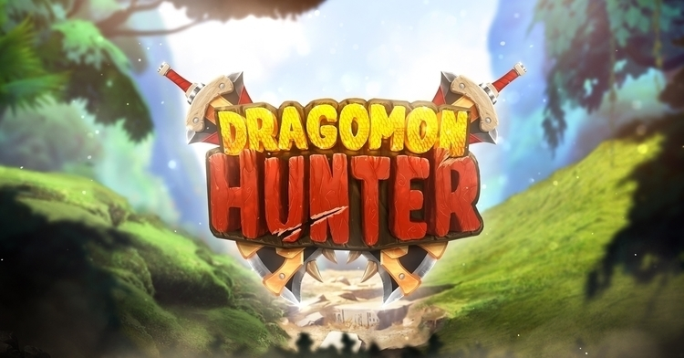 Dragomon Hunter. Logo designed  - devinhansen | ello