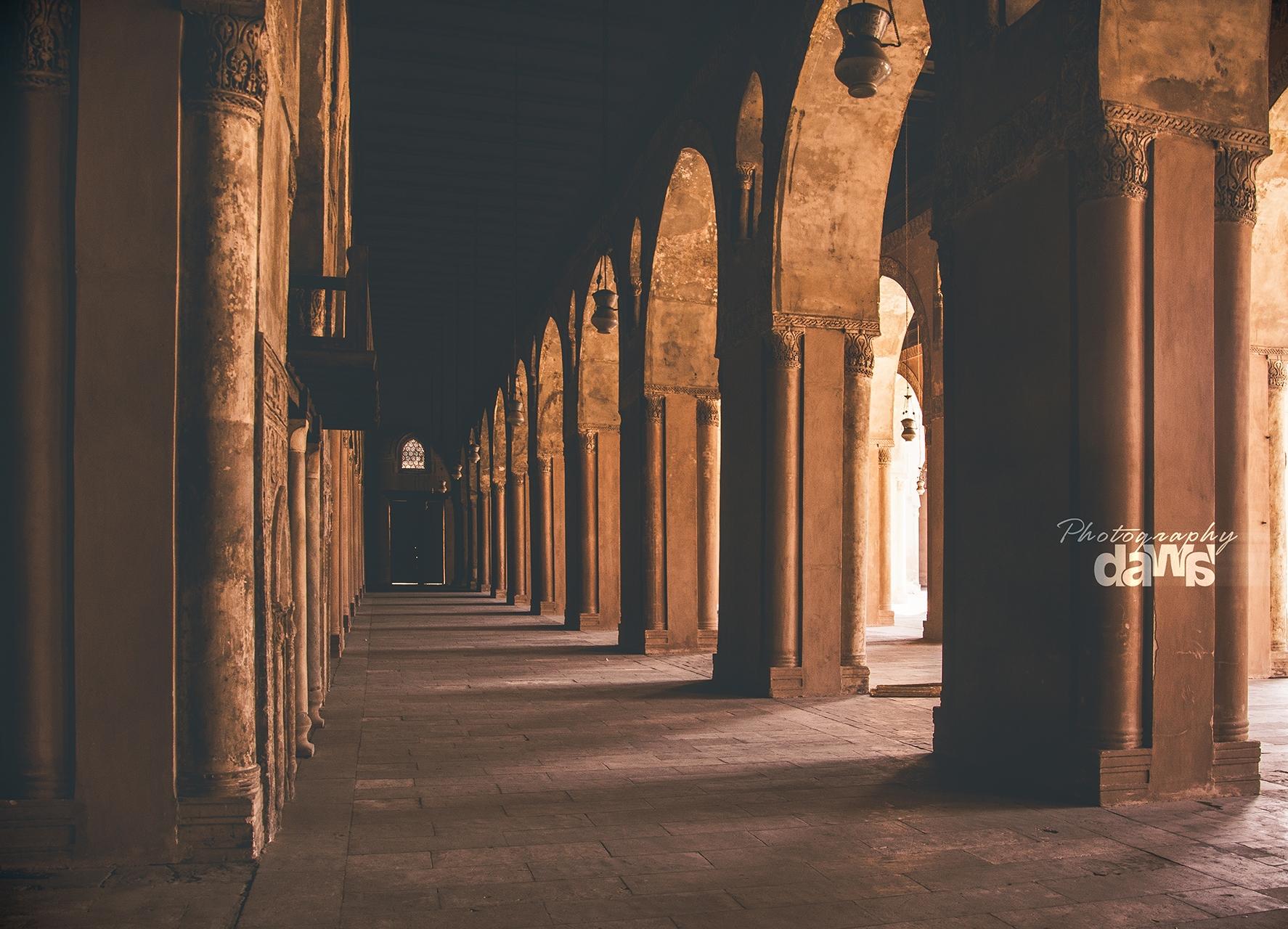 Ibn Tulun corridor - photography - mohameddawa | ello