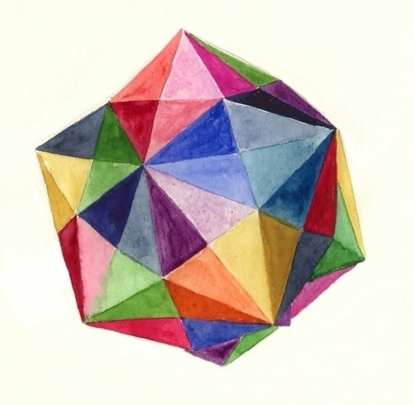 watercolour, illustration, Object - robincottage | ello