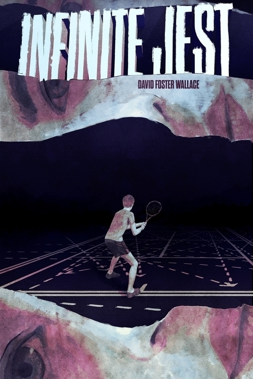 Proposed book cover David Foste - coreybrickley   ello