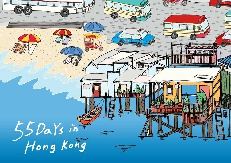55 days Hong Kong - yirulai | ello