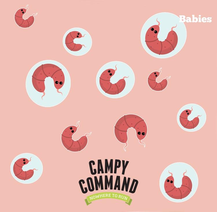 Campy Command Babies Concept/ G - miruku3d | ello