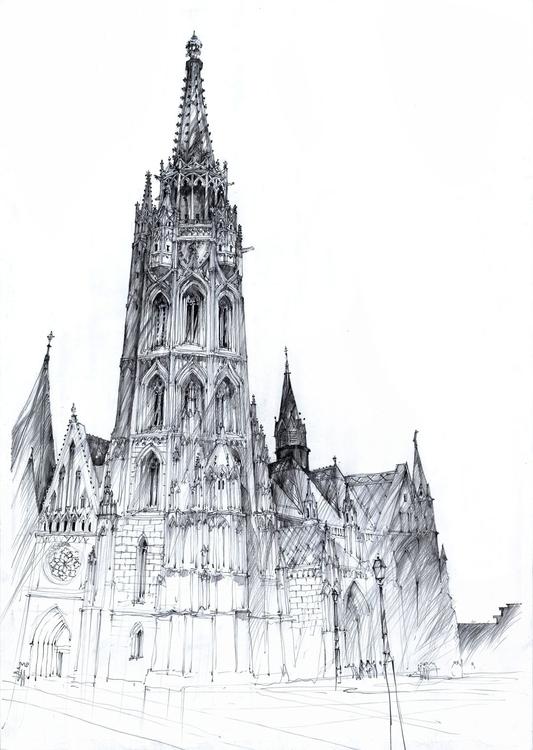 Hungary, Budapest, travel drawi - crewthere | ello