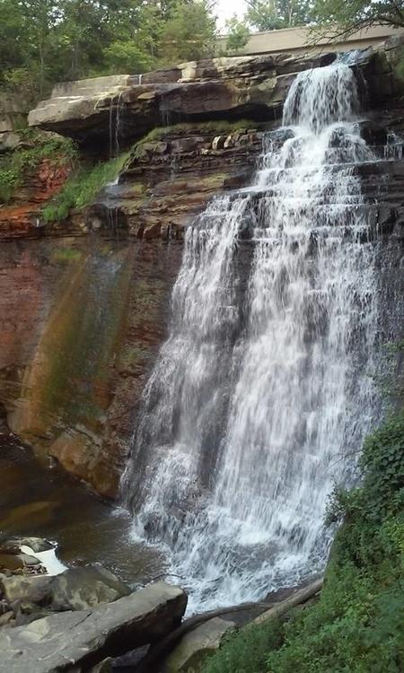 Brandywine Falls Cuyahoga Valle - angelasabetto | ello