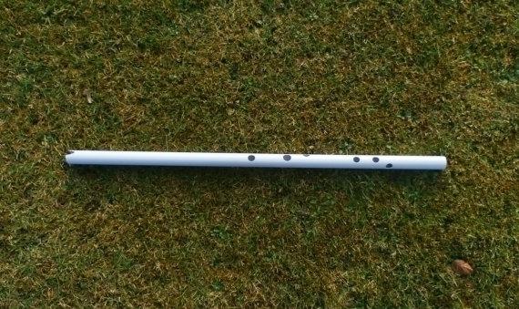 PVC Anasazi style flute - anasazi - wolfgangschweizer | ello