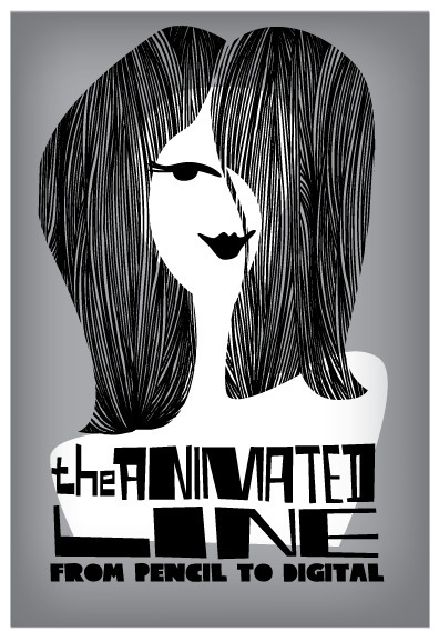 Animated Line poster design - illustration - dimilo | ello
