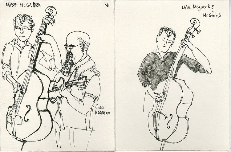music men - musicians, instruments - nanu_illustration | ello