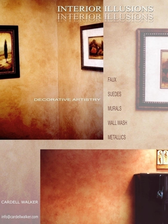 painting, interior - ceesneez | ello
