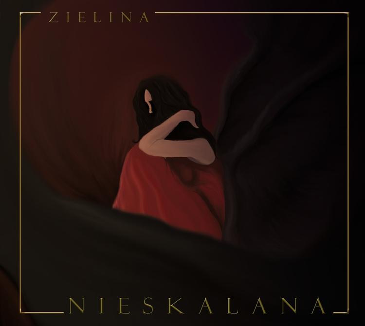 CD Cover - illustration, painting - tomekpanek | ello