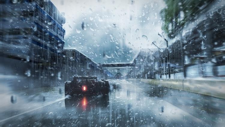 F1 - illustration, painting, conceptart - darrenlewis | ello