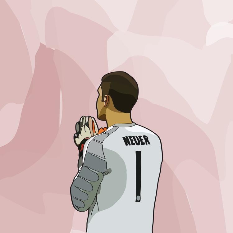 Manuel Neuer, goalkeeper Bayern - qistinaiskandar | ello