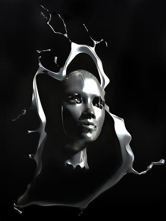 Breaking Surface - digitalart, digitalillustration - z3rogravity | ello
