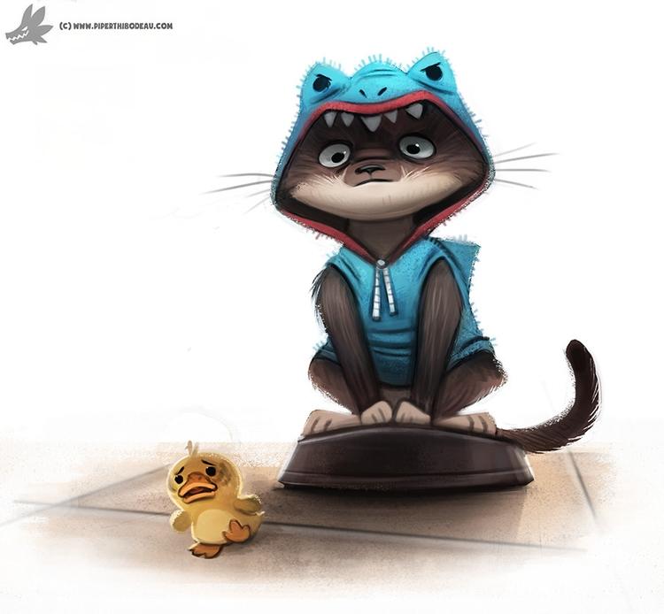 Day 792. Roomba Cat - piperthibodeau | ello