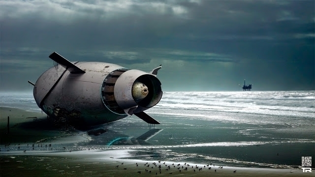 War  - digitalart, conceptart, submarine - rash-3266 | ello
