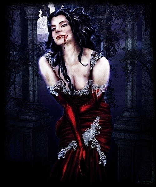 Lady MacBeath - vampirequeen, terror - thelycanknight | ello