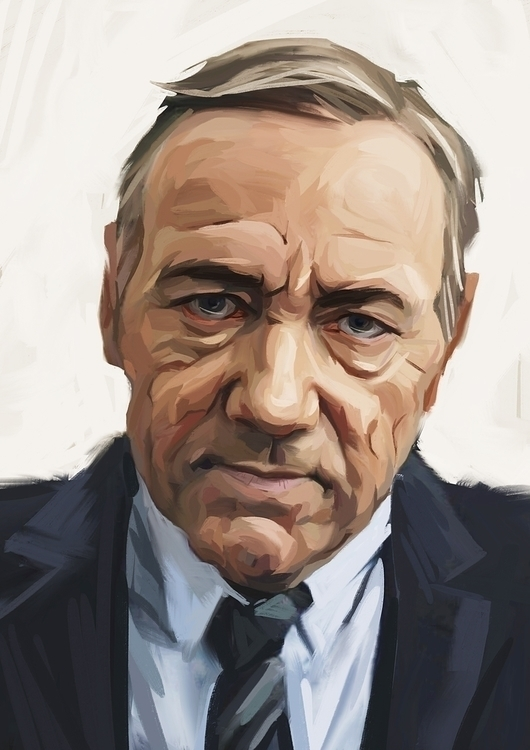 Kevin Spacey Francis Underwood - miroedova | ello
