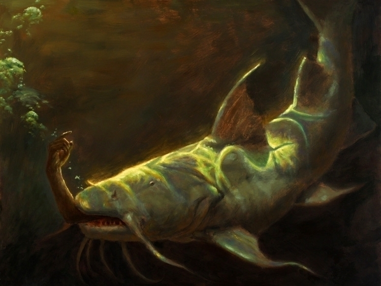 Goonch Brian Lei - fish, kali, catfish - brianlei | ello